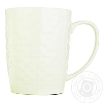 Чашка Limited Edition Adel с фарфора 355мл - купить, цены на Ашан - фото 1