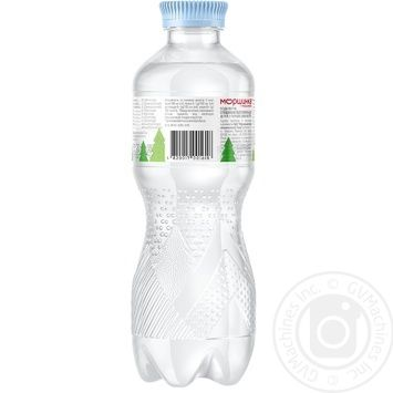 Morshynka non-carbonated for children from birth water 330ml - buy, prices for Furshet - image 2