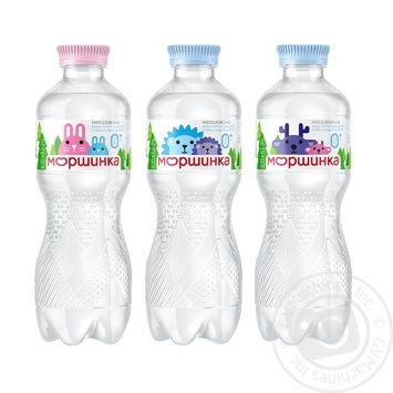 Morshynka non-carbonated for children from birth water 330ml - buy, prices for Furshet - image 3