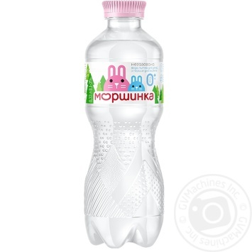 Morshynka non-carbonated for children from birth water 330ml - buy, prices for Furshet - image 1