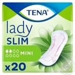 Прокладки Tena Lady Slim Mini урологічні 20шт