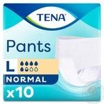 Tena Pants Normal Large Adult diapers 10pcs