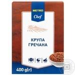 Крупа гречана Metro Chef 400г