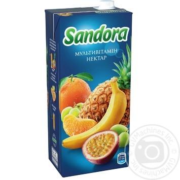 Нектар Sandora Мультивитамин 2л - купить, цены на Фуршет - фото 1