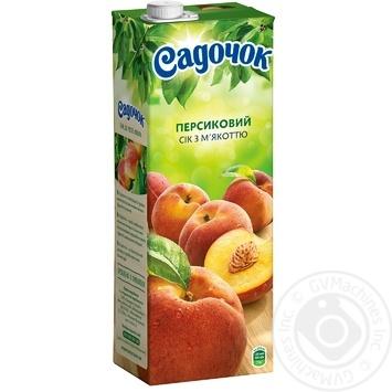 Sadochok Peach Juice 1.45l