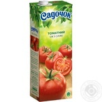 Sadochok Tomato Juice with Salt 1,45l