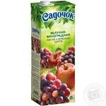 Sadochok apple-red grape nectar 1,45l