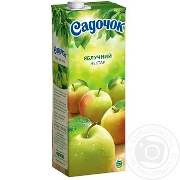 Sadochok apple nectar 1,45l - buy, prices for Novus - image 1