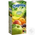 Нектар Садочок мультифруктовый 1,93л