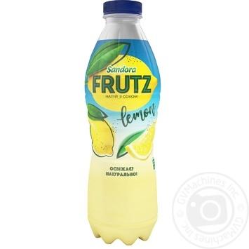 Напій соковий Sandora Frutz Лимон 1л - купити, ціни на МегаМаркет - фото 1