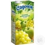 Sadochok Apple-grape Nectar 1.93l