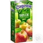 Sadochok Apple Juice 0.95l