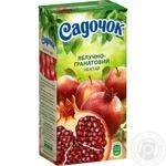 Нектар Садочок яблучно-гранатовий 0,5л