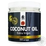 Кокосова олія JS Extra virgin 500мл