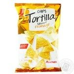 Auchan Mexican Chips with Cheese 150g