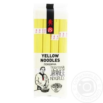 JS Yellow Noodles 300g