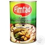 Хумус Fimtad консервований 400г