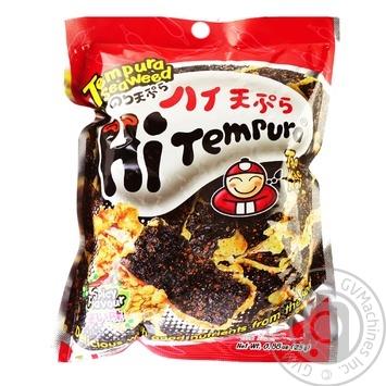 Tao Kae Noi Hi Tempura Spicy Nori 25g - buy, prices for Auchan - photo 1