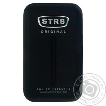 Туалетная вода STR8 Original для мужчин 50мл