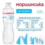 Мінеральна вода Моршинська природна негазована 0,5л - купити, ціни на Метро - фото 3
