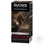 SYOSS color 5-8 Nut light chestnut 115ml