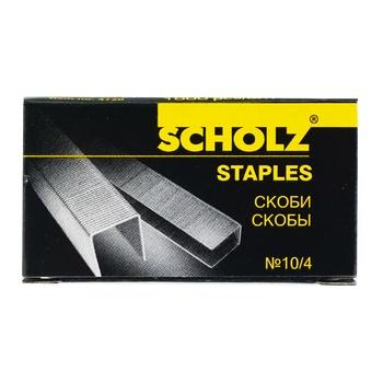 Scholz staples for stapler №10/4