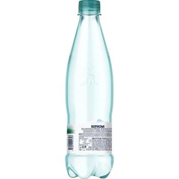 Вода Borjomi минеральная сильногазированная пластиковая бутылка 0,5л - купить, цены на МегаМаркет - фото 3