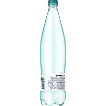 Borjomi Mineral Carbonfted Water plastic bottle 1l - buy, prices for MegaMarket - image 2