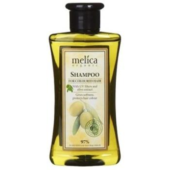 Шампунь Melica organic для окрашенных волос 300мл