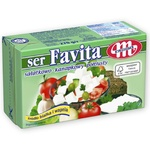 Mlekovita Feta Favita Cheese 40% 270g - buy, prices for Furshet - image 1