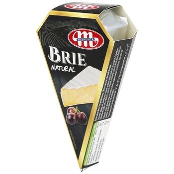Сир Mlekovita Брі 58% коров'яче молоко 125г