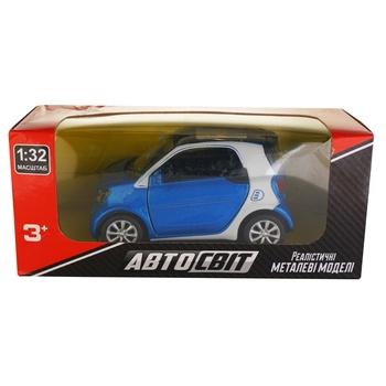 Машинка Автосвіт AS-2093 - купити, ціни на Ашан - фото 1