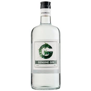 Gin Beveland 47% 1000ml glass bottle - buy, prices for Novus - image 1