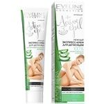 Eveline Cosmetics Express Cream for Hair Removal of Armpits and Bikini for Sensitive Skin with Aloe Vera 125ml