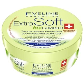 Крем для лица Eveline Soft для сухой и очень сухой кожи 200мл - купить, цены на Ашан - фото 1