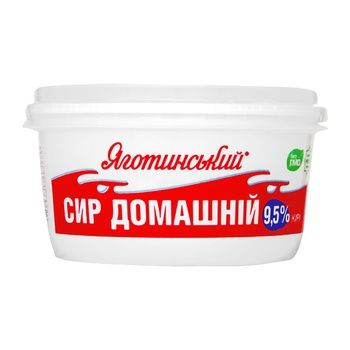 Cottage cheese Yagotynsky Homemade 9.5% 370g - buy, prices for Furshet - image 5