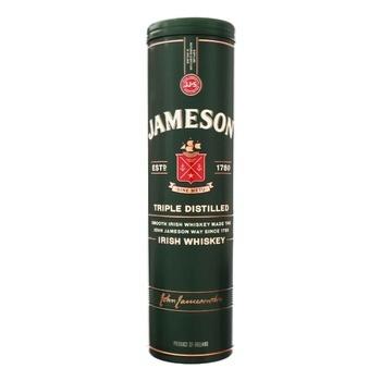 Віскі Jameson Irish Whiskey 40% 0.7л - купити, ціни на CітіМаркет - фото 1