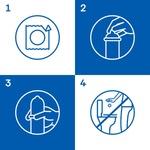 Durex Extra Safe Condoms Maximum reliability 12pcs - buy, prices for MegaMarket - image 2