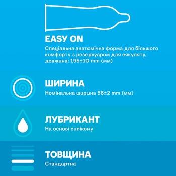 Durex Classic Condoms 12pcs - buy, prices for MegaMarket - image 4