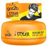 Глина для волосся iStylers got2B текстуруюча 75мл