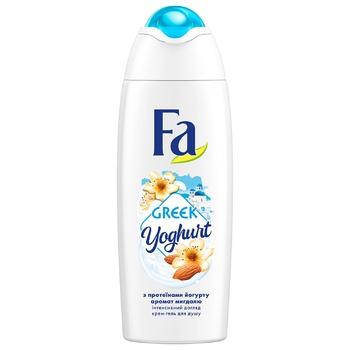 Fa Shower Cream Almond Scent 250ml - buy, prices for EKO Market - photo 1