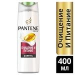 Шампунь Pantene Pro-V Очищение и питание 400мл - купить, цены на МегаМаркет - фото 2