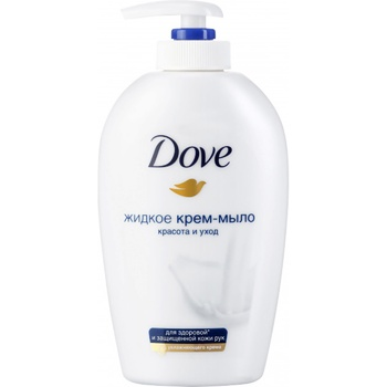 Крем-мыло Dove Красота и уход жидкое 250мл