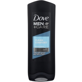 Dove Men Shower gel Clean and comfortable 250ml - buy, prices for Furshet - image 1