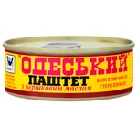 Oniss Odesskiy Liver With Butter Pate - buy, prices for Novus - image 1