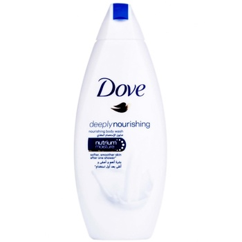 Dove Shower cream gel Deep nutrition and moisturizing 250ml - buy, prices for EKO Market - photo 1