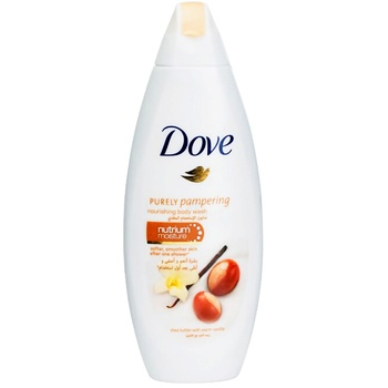 Dove Shower gel Shea butter spicy vanіl 500ml - buy, prices for Auchan - photo 1