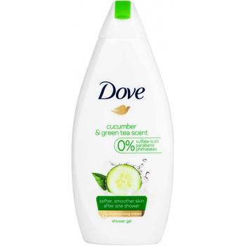 Крем-гель для душа Dove Прикосновение свежести 500мл
