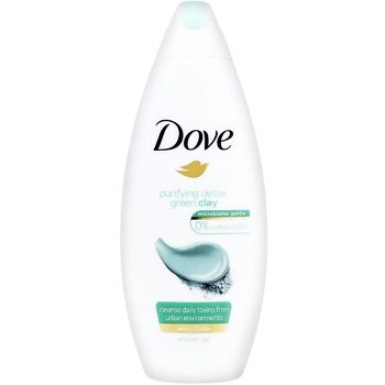 Dove Shower gel with green clay 250ml