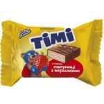 Konti Timi Candies with Strawberry Taste with Cream Weight
